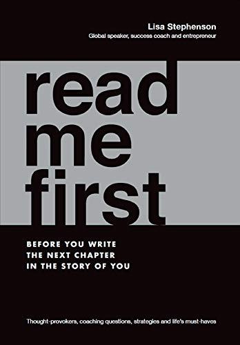 Read Me First: Before you write the next chapter in the story of ...
