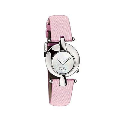 D&G Dolce&Gabbana Men's Quartz Watch DW0457 Sandpiper 3719770097 with Leather Strap
