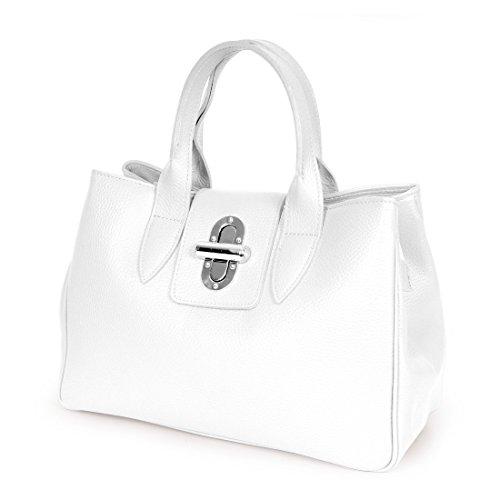 Handtasche LOREEN Weiß