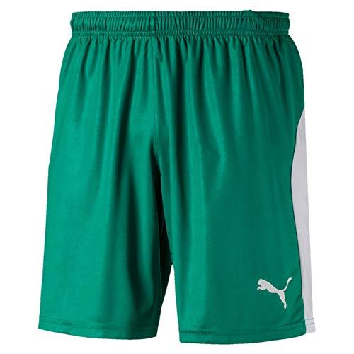 Puma Herren Liga Shorts Hose, Pepper Green White, L Fußball-outfit