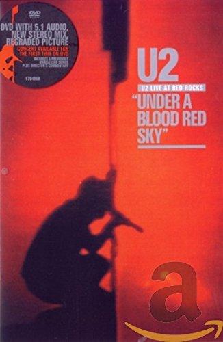 U2 - Live At Red Rocks - Under A Blood Red Sky [UK IMPORT] (U2 Best Of Dvd)