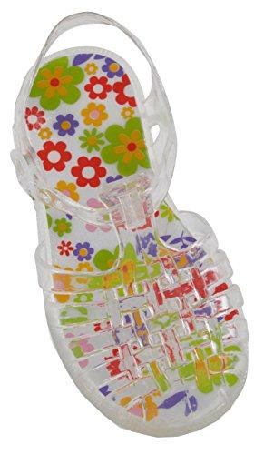 Filles / Enfants / Tout-petits Chaussures Gel / Sandales ~ Rose ou Transparent Transparent