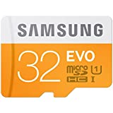 #8: Samsung Evo MB-MP32D 32GB UHS-I Class 10 Plus MicroSDHC Memory Card