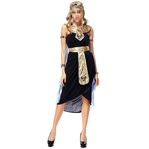 Dance Kostüm Partner - kMOoz Halloween Kostüm,Outfit Für Halloween Fasching Karneval Halloween Cosplay Horror Kostüm,arabische Göttin Kostüme Spiel Uniformen Latin Dance Kostüme ägyptische Kostüme