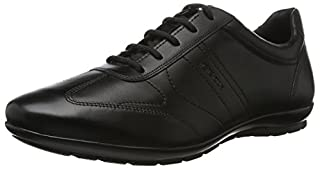 Geox Uomo Symbol B, Baskets Basses Homme, Noir (Black), 44 EU (B01N25I1OQ) | Amazon Products