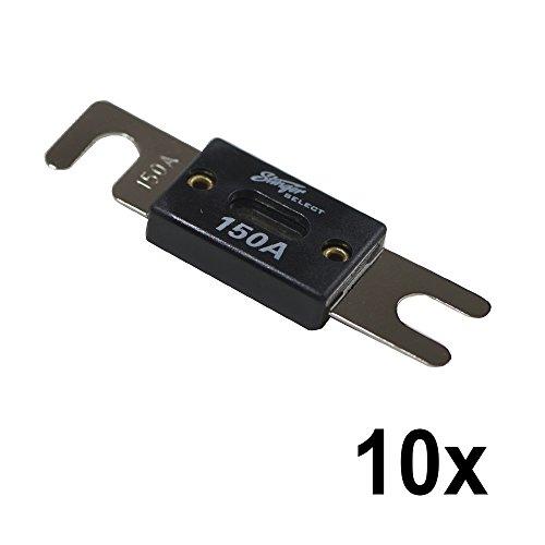 Stinger SELECT SSANL150BULK 150A ANL Sicherung, 10 Stück Anl Stinger