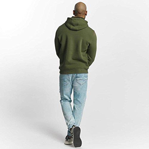 New Era NFL Camo Herren Sweater SEATTLE SEAHAWKS Khaki Olive
