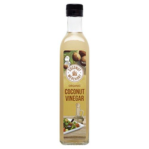 Coconut Merchant Aceto di Cocco Biologico (Mela Biologica Sidro)