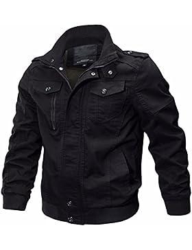 Qingxian - Chaqueta - chaqueta de videojuegos - Manga Larga - para hombre