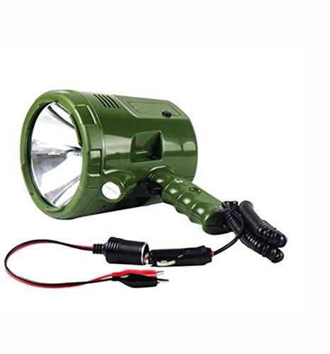 Heart&M Licht 100W handheld HID Xenon-Scheinwerfer Fischerei-HID-Scheinwerfer leuchtet im Freien suchen Licht Auto