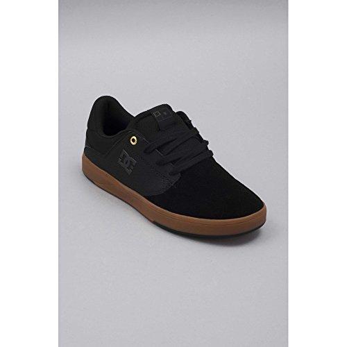 Herren Skateschuh DC Plaza TC S Skate Shoes 'Noir - Black/Gum