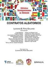 Portada del libro Contratos aleatorios (Biblioteca Iberoamericana de Derecho)