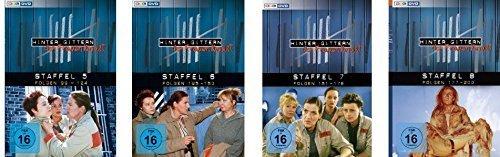 Staffel 5-8 (24 DVDs)