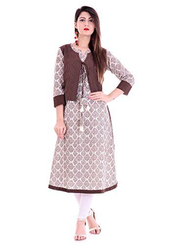 Kurti Women's Clothing Kurtis for Women Latest Designer Wear Kurti Collection in...