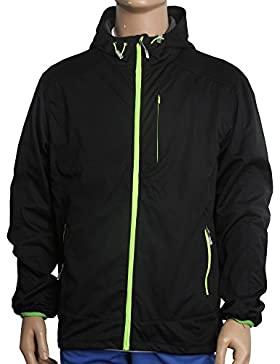 Sidiou Group Chaqueta deportiva de capa blanda Chaqueta de montaña de capa sencilla Chaqueta deportiva de chaqueta...
