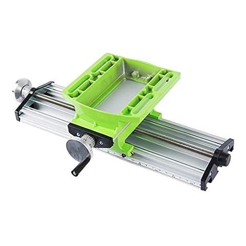 Sharplace Machine De Fraisage Multi-usages Miniature à Glissière Transversale Foreuse