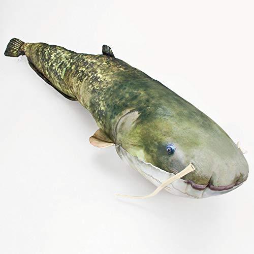 GabyKuscheltier Fisch Waller/Wels 115cm - 2