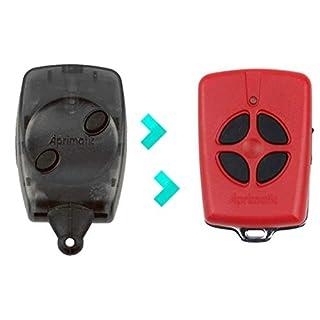 APRIMATIC TX4E Garage Remote Control Compatible with APRIMATIC TX2M