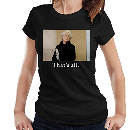 The Devil Wears Prada Thats All Women's T-Shirt