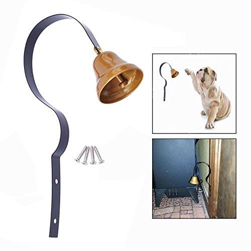 Hund, Tür-elektronik (OFKPO Hund Training Tür Glocken,Puppy Türklingeln für Haus Training und WC Training)