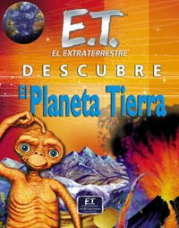 ET descubre el planeta Tierra (Oberon Junior) por Simon Smiley