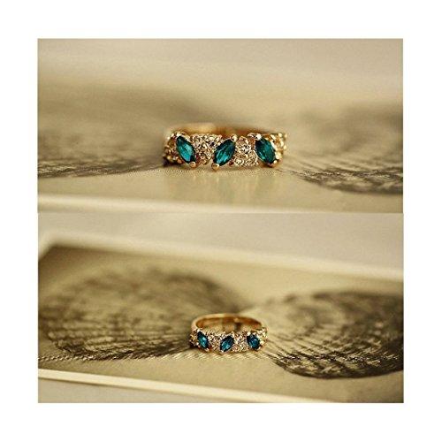 villexun-women-lady-vogue-elegant-vintage-emerald-rhinestone-finger-jewelry-ring-gift-gold