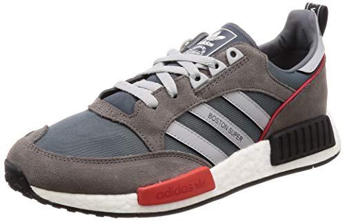 adidas Originals Bostonsuper X R1 Never Made, Bold Onix-Clear Onix-Footwear White, 7,5 -