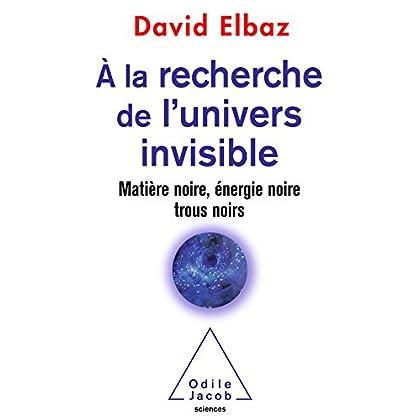 À la recherche de l'Univers invisible: Matière noire, énergie noire, trous noirs (OJ.SCIENCES)