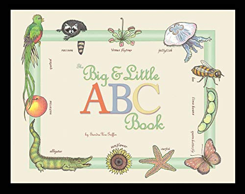 The Big and Little ABC (English Edition)