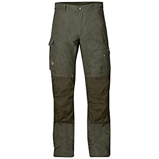 96b9d00d4732 Fjällräven Herren Barents Pro Trousers Hose, Grün (Tarmac Dunkle Olive), 50