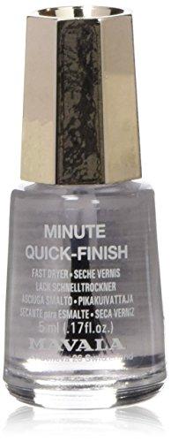 Smalto Minicolor Minute Quick Finish di Mavala, Smalto Donna - 5 ml.