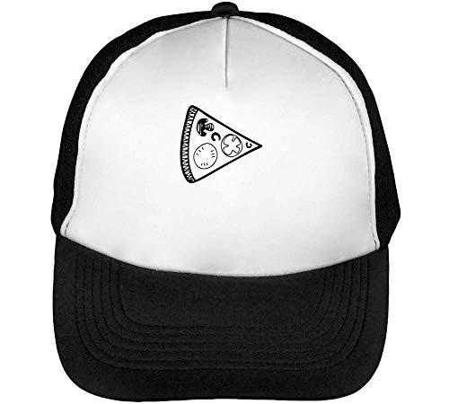 0f624f0a82 matching couple boyfriend girlfriend gift tees. Pizza Slice Boyfriend  Girlfriend Matching Couple Gorras Hombre Snapback Beisbol Negro Blanco