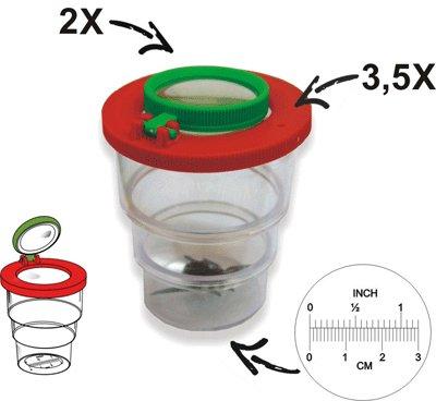 Imagen principal de recipiente observación animales