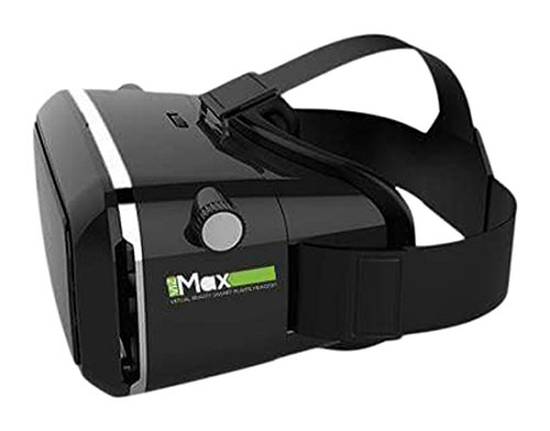 VR Headset 3D Virtual Reality Glasses for Samsung, HTC, Android, iPhone and other 3.5-6.0