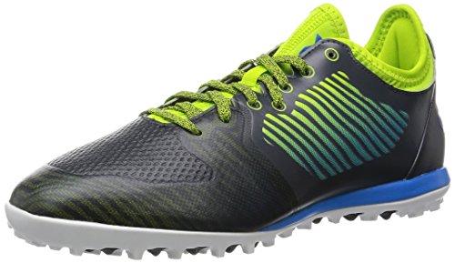 adidas Herren X 15.1 Cg Fußballschuhe Gris / Azul / Verde (Griosc / Azuimp / Seliso)