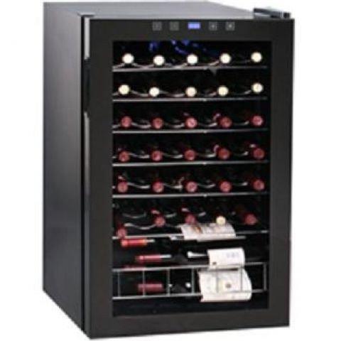 Gino gelati vino frigorifero con compressore (48 bottiglie, 130 litri)