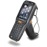 Datalogic Skorpio X3 Negro - Lector de código barras (Aztec Code, Data Matrix, MaxiCode, QR Code, UPU FICS, USPS, Intelligent Mail, Japan Post, KIX..., RS-232, Micro-USB, USB 1.1, Negro, 50 llaves, 240 x 320 Pixeles, 512 MB)