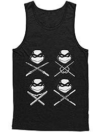 Hypeshirt Tank-Top Teenage Mutant Ninja Turtles C000014