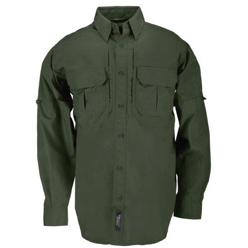 5.11 Herren Tactical Shirt. XL OD Green -