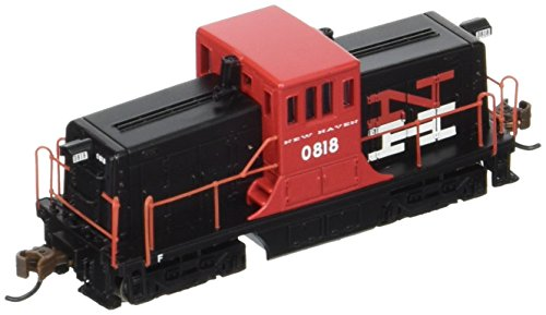 Spur N - Bachmann Diesellok GE 44 Ton Switcher New Haven DCC