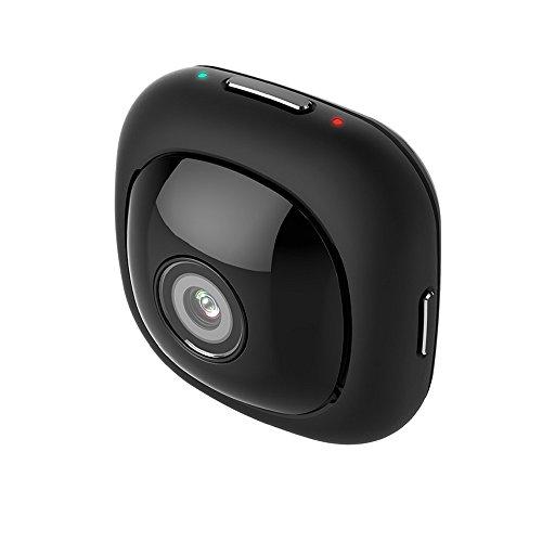 OnReal Action Kamera 1080P WiFi Mini Action Cam 8MP 120 ° Weitwinkel Objektiv 2.4G Fernbedienung durch Telefone WiFi Aufnahme Video,Tragbare Paket Tasche mit Multifunktions Brackets Sport Kamera