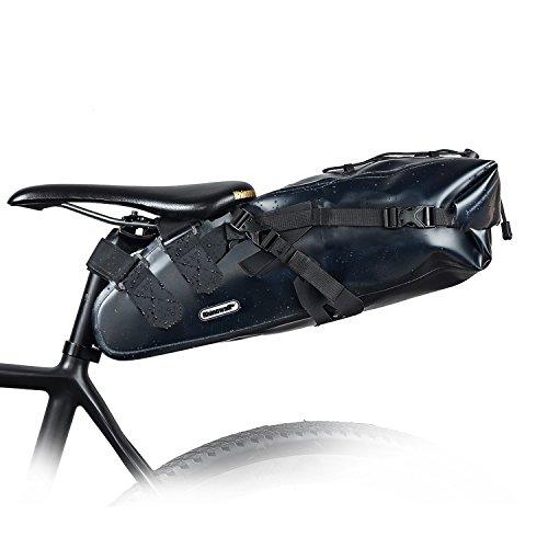 10L Bolsa de Sillín Enrollable de Bicicleta Montaña Bici Mochila Alf