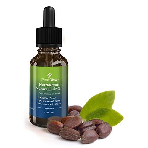 PrimaGlo Natürliche Haaröl Reparatur NutraRepair Natural Hair Oil (Maui)