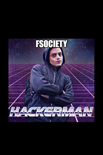 FSOCIETY: Hacker Notebook di Mr Robot