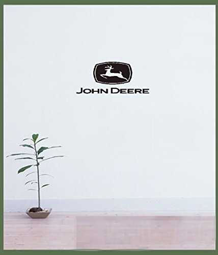 wandaufkleber küche lettering quotes and saying Parking For John Deere Only for living room home décor (John Deere Parking)