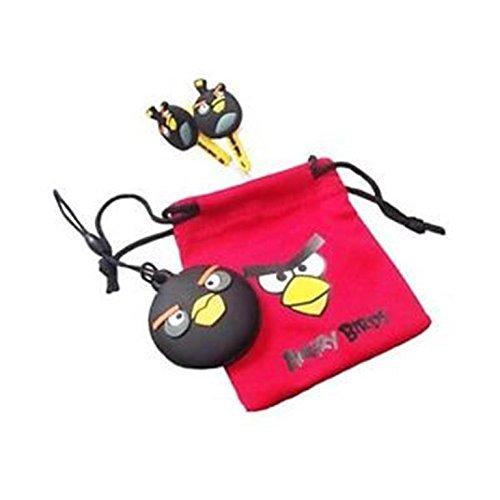 Preisvergleich Produktbild Neu ANGRY BIRDS Stylus Spiel Etui Essentials Set (3 STÜCK) Für Nintendo 3DS - Einheitsgröße