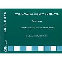 Evaluación de impacto ambiental. Esquemas (Esquemas (dykinson))