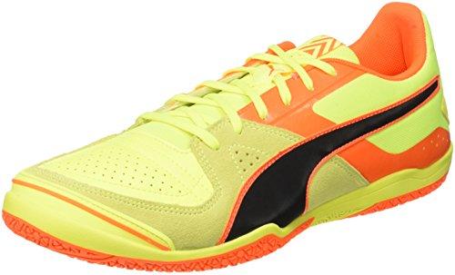 Puma Invicto Sala, Chaussures de foot pour homme jaune