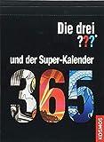 Die drei ??? und der Super-Kalender - Andrea Köhrsen, Sabine Köhrsen