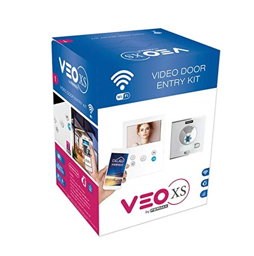 KIT VIDEO VEO-XS WIFI DUOX COULEUR 1/L MAINS LIBRES